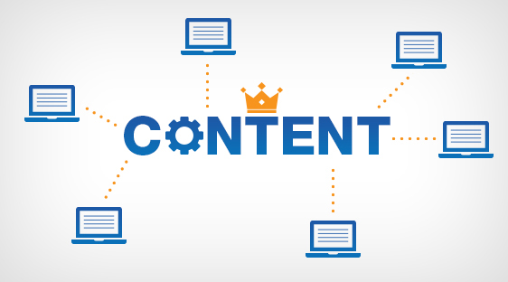 Create awesome content for your website