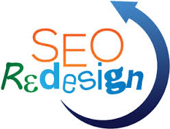 seo website redesign