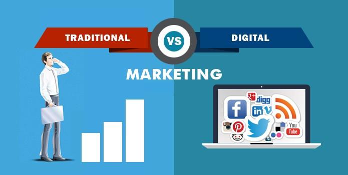11 Benefits of Digital Marketing over Traditional Marketing