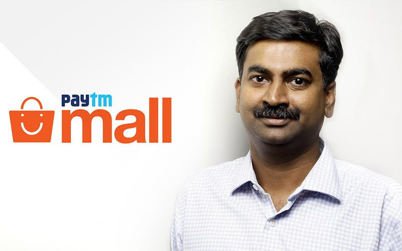 Amit Sinha Will Be The COO At Paytm Mall