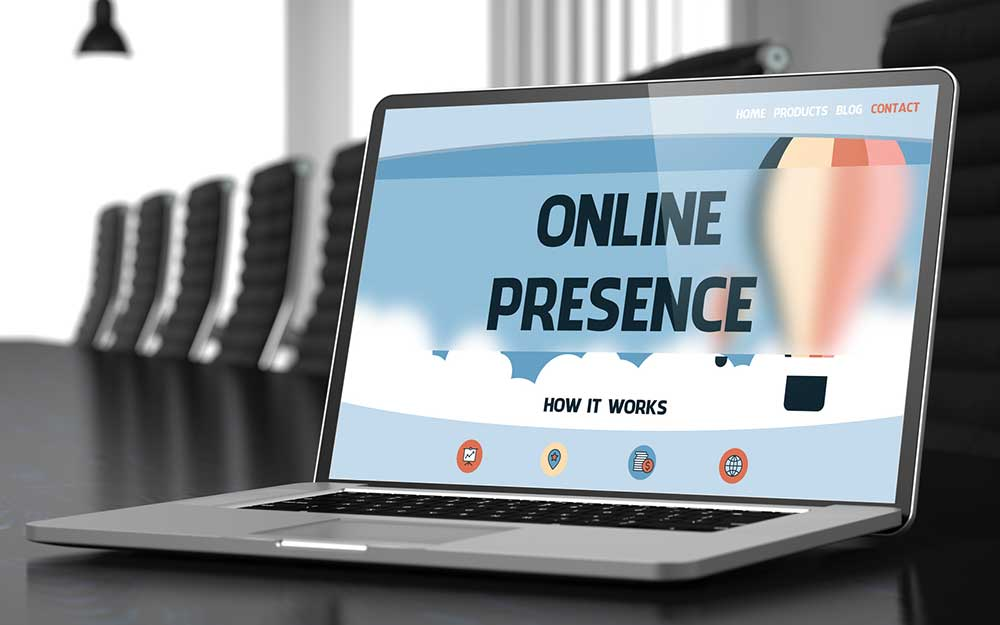 5 Basic Steps to Create Online Presence for Your Business