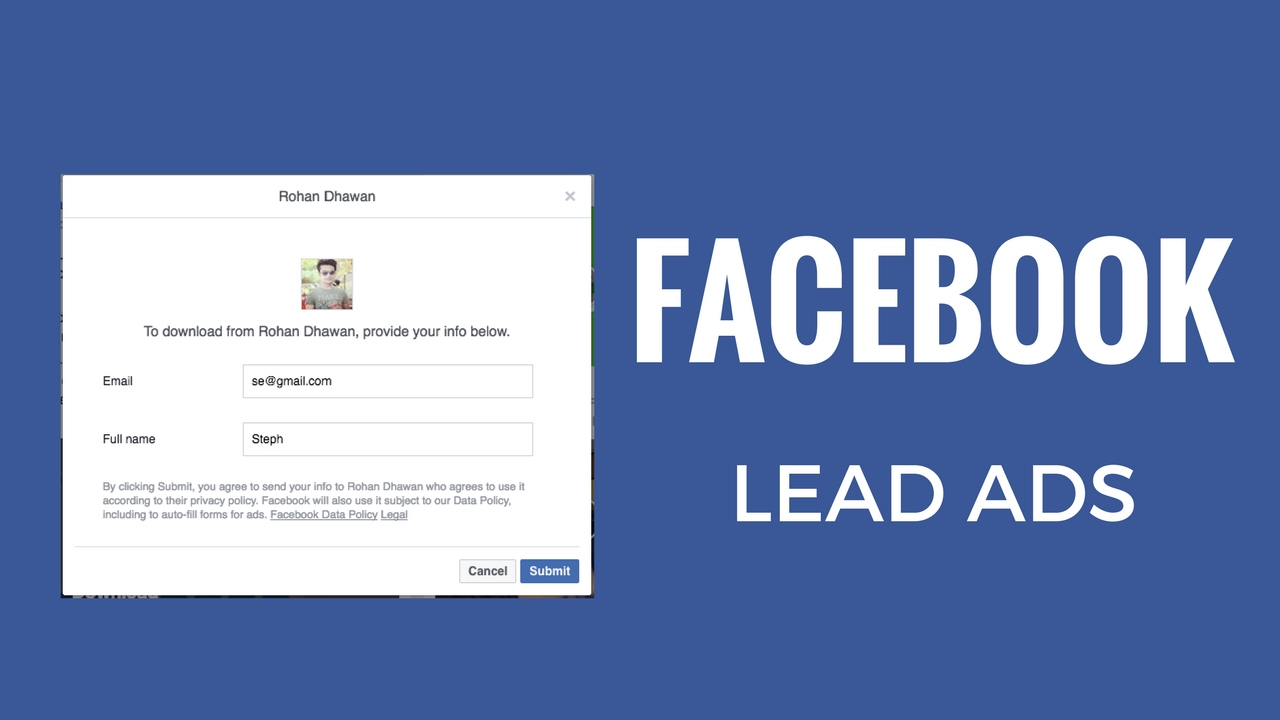 10 Minute Guide for Facebook Lead Ads (Facebook Lead Generation Ads)