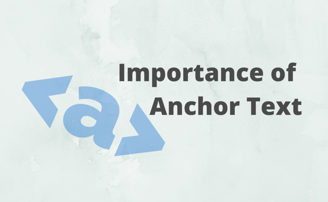 What is Anchor Text and Why it is Required for Effective SEO Strategy