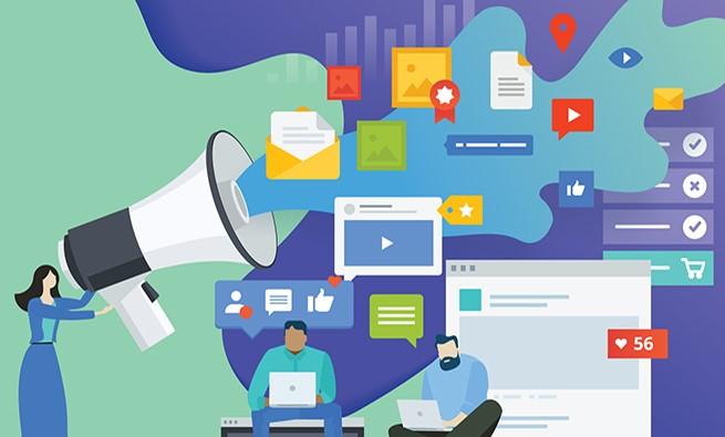 Build Awareness Through Social Media Marketing