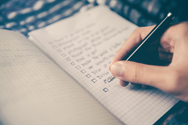 Creating The Primary List Of Keywords Research
